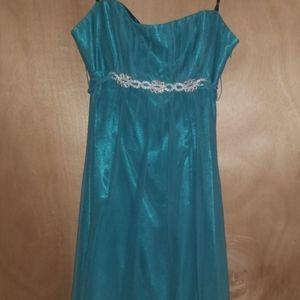 Beautiful 2 tone gentle used dress